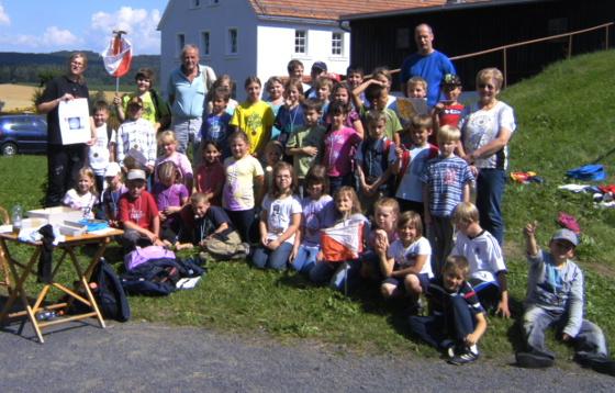 OL Grundschule Pechbrunn 2011